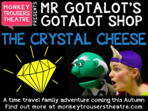 Crystal Cheese Publicity 1