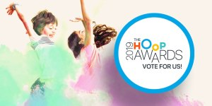 Hoop Awards 2019 - Vote For Us Twitter Artwork
